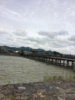 渡月橋の写真・画像素材[712183]