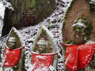 雪の写真・画像素材[42851]