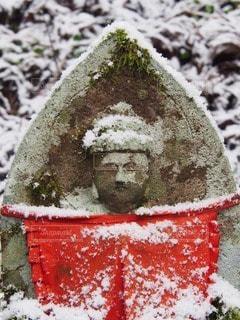 雪の写真・画像素材[42852]