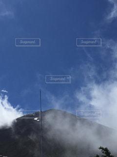 富士山と空の写真・画像素材[712424]