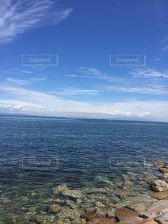 青の夏の写真・画像素材[712626]