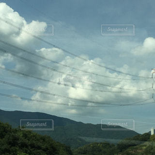 雲のエネルギーの写真・画像素材[712660]