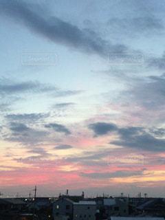 空のキャンパスの写真・画像素材[712662]