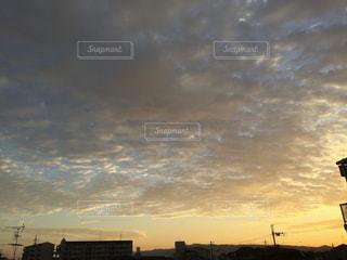 朝の始まりの写真・画像素材[714550]