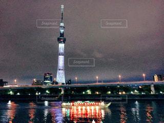 日本の夕景の写真・画像素材[2155593]