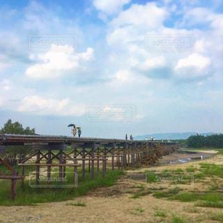 流れ橋 - No.712690