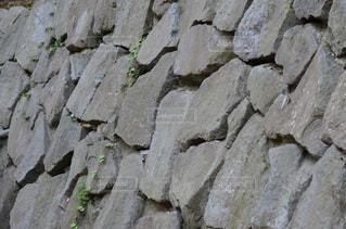 石の壁の写真・画像素材[718602]