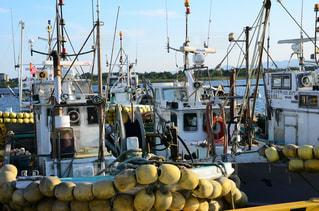漁船の写真・画像素材[732166]