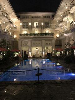 ホテルの写真・画像素材[713501]