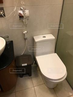 バスルーム、トイレ、洗面台 - No.713672