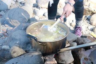 芋煮会の写真・画像素材[885739]