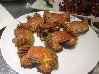 中国、上海蟹、濃厚蟹味噌 - No.734389