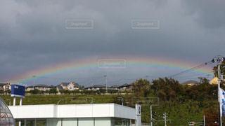 虹の街の写真・画像素材[715218]
