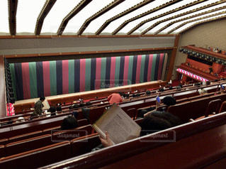 歌舞伎座の開幕前の写真・画像素材[847253]