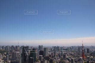 東京タワーと東京スカイツリーのコラボ - No.871582