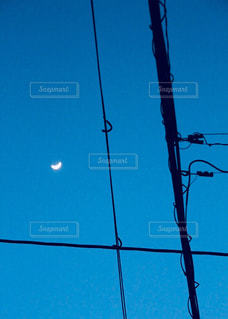 月の座標の写真・画像素材[945783]