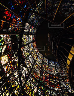 beautiful spiralの写真・画像素材[945808]