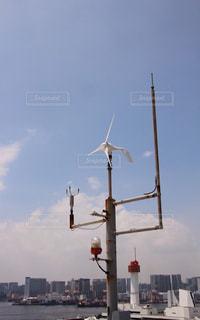 風速計の写真・画像素材[994485]