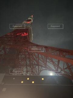 東京タワーの写真・画像素材[4627510]