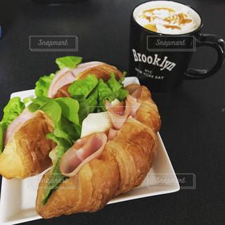 朝食の写真・画像素材[366363]