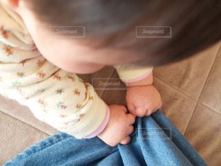 赤ちゃんの手の写真・画像素材[1715967]