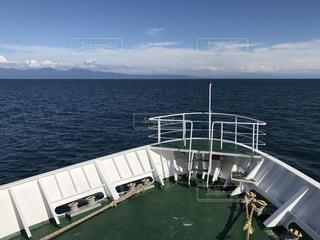 離島への航海の写真・画像素材[1473388]