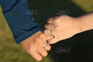 プロポーズ後の写真 - No.718603