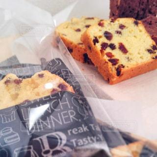 パウンドケーキの写真・画像素材[718984]