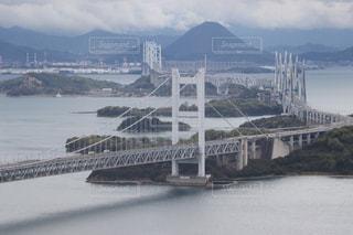 水の体の上の橋 - No.1138796