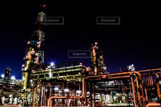 工場夜景の写真・画像素材[948688]
