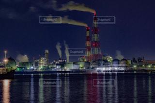 工場夜景の写真・画像素材[948689]
