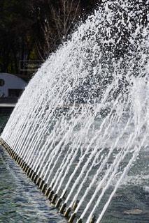 ほとばしる噴水 - No.720816