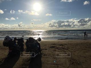 ビーチの人々 のグループ - No.720278