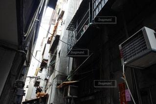 台湾の路地裏の写真・画像素材[724621]