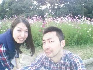 お花畑の写真・画像素材[46780]