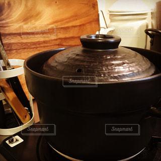 土鍋の写真・画像素材[721028]