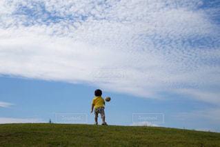 ボール遊び - No.724520
