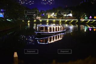 ライトアップの写真・画像素材[725415]