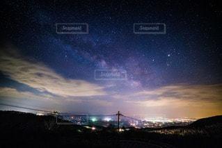 夜空の写真・画像素材[20675]