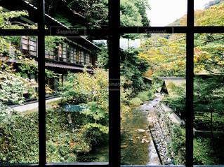 窓からの眺めの写真・画像素材[850185]