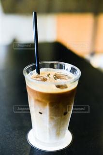 清澄白河のカフェで一息の写真・画像素材[1381824]