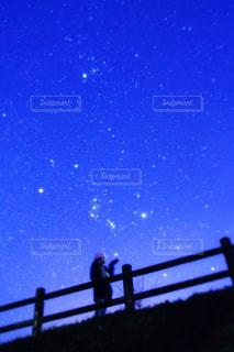星空の写真・画像素材[731912]