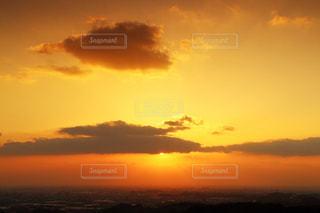 夕日の写真・画像素材[763375]