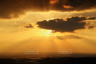 夕日の写真・画像素材[763376]