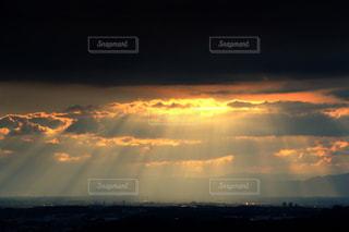 光芒の写真・画像素材[763405]