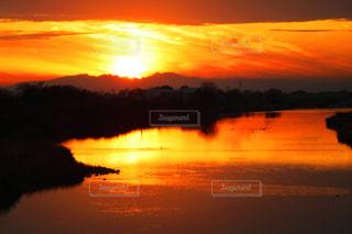 夕日の写真・画像素材[914562]