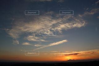 夕空の写真・画像素材[915148]