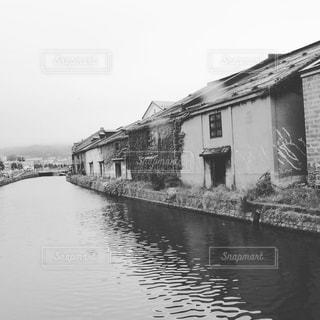 時代が語る運河。の写真・画像素材[723778]