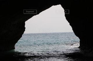 神秘の岩。の写真・画像素材[1846064]