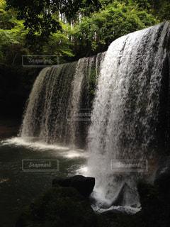 鍋ヶ滝の写真・画像素材[819784]
